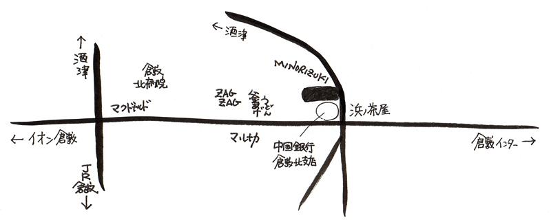 収穫月 : map